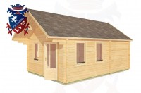 Log Cabins Goatham Green 4.5m x 6.0m - 184 3