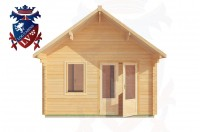 Log Cabins Goatham Green 4.5m x 6.0m - 184 1