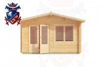 Log Cabins High Wickham 4.0m x 3.0m - 187 1