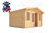 Log Cabins Halton 4.0m x 3.0m - 188 2