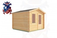 Log Cabins South Heighton 3.0m x 3.0m - 189 2