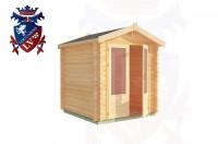 Log Cabins Four Oaks 2.0m x 2.0m - 192 2
