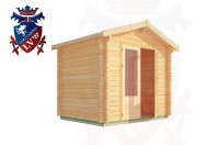 Log Cabins Belmont 2.6m x 2.0m - 193 2
