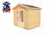 Log Cabins Belmont 2.6m x 2.0m - 193 3