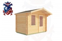 Log Cabins Sutton 3.0m x 2.0m - 197  3