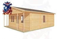 Log Cabins Lower Willingdon 6.0m x 7.0m - 201 3