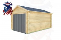 Log Cabins Eridge Green 3.0m x 5.0m - 302 2