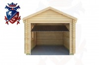 Log Cabins Eridge Green 3.0m x 5.0m - 302 1