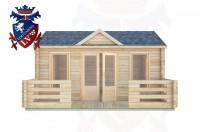 Log Cabins Icklesham 5.0m x 4.0m - 353 1