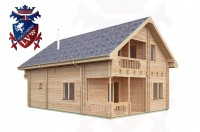 Log Cabins Shoreham-by-Sea 6.0m x 9.0m -369 3