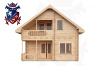 Log Cabins Shoreham-by-Sea 6.0m x 9.0m -369 1