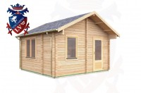 Log Cabins East Dean 4.0m x 4.0m -321  2