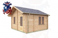 Log Cabins East Dean 4.0m x 4.0m -321  3