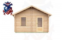 Log Cabins East Dean 4.0m x 4.0m -321  1