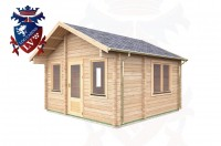 Log Cabins Milland 4.0m x 4.0m -318 3
