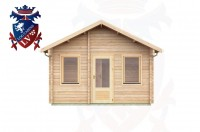 Log Cabins Milland 4.0m x 4.0m -318 1