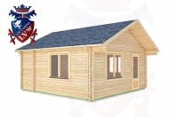 Log Cabins Hill Brow 5.0m x 5.0m -319 2