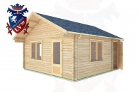 Log Cabins Hill Brow 5.0m x 5.0m -319 3