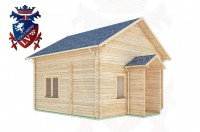 Log Cabins Durrington 5.5m x 5.3m -312  2