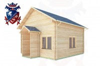 Log Cabins Durrington 5.5m x 5.3m -312  3