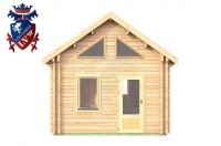 Log Cabin Northiam 4.0m x 8.0m - 663 4
