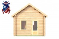 Log Cabin Northiam 4.0m x 8.0m - 663 8