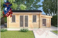 Log Cabins Arpinge 5.0m x 4.0m 791 2