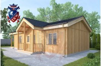 Residential Cabins Broadstairs 10.5m x 5.5m 727 4
