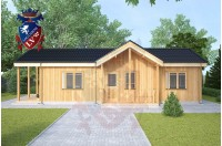 Residential Cabins Broadstairs 10.5m x 5.5m 727 2