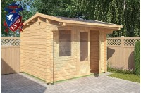 Log Cabins Camber 3m x 2.5m - 114 1