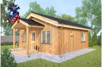 Residential Cabins Chatham 6m x 6m 728 2