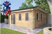 Log Cabins Conyer 5.5m x 4.5m 789 4