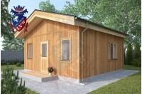 Residential Cabins Deal 5.5m x 5.5m 729 3