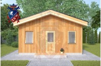 Residential Cabins Deal 5.5m x 5.5m 729 4