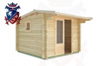 Log Cabins Hollington 3.0m x 3.0m - 04 2