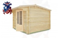 Log Cabins Hollington 3.0m x 3.0m - 04 3