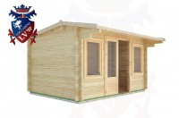 Log Cabins Heathfield 4.0m x 3.0m - 11 3