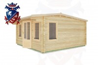 Log Cabins East Dean 4.5m x 4.5m - 18 3