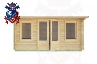 Log Cabins East Dean 4.5m x 4.5m - 18 1