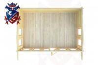 Log Cabins Tewes 5.9m x 4.0m - 29 4