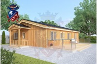 Residential Cabins Dover 11.0m x 8.5m 741 3