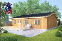 Residential Cabins Dover 11.0m x 8.5m 741 4