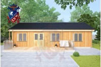 Residential Cabins Dover 11.0m x 8.5m 741 1
