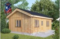Residential Cabins Faversham 7.5m x 5m 716 2