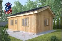 Residential Cabins Faversham 7.5m x 5m 716 3