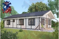 Residential Cabins Firle 6.0m x 11.0m 699 1