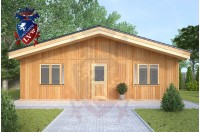 Residential Cabins Gravesend 8.5m x 8.5m 731 3