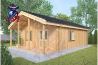 Residential Cabins Hamstreet 6.2m x 9m 718 1