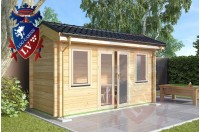 Log Cabins Herne 4.5m x 2.0m 776 1
