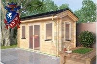 Log Cabins Herne 4.5m x 2.0m 776 2